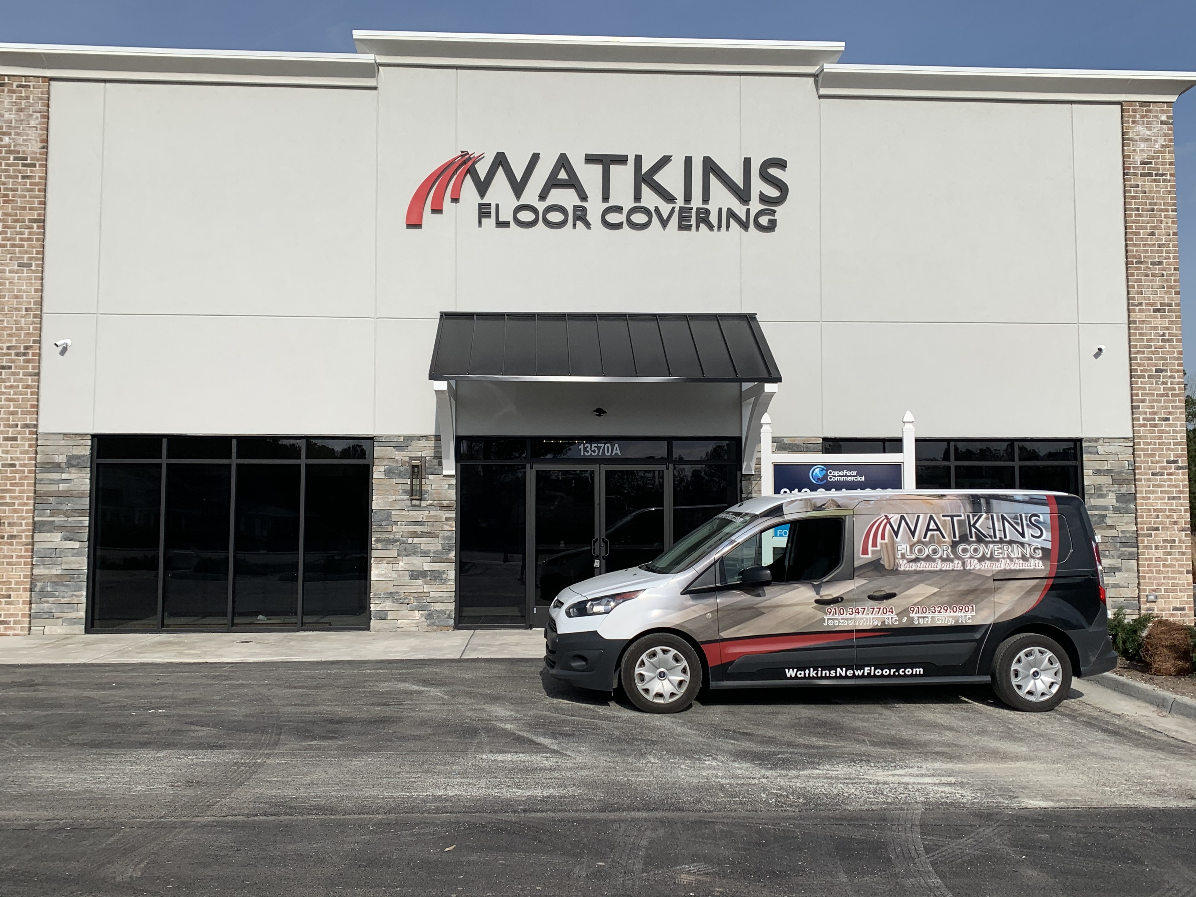 Watkins Floor Covering - 13570 NC-50 Suite A Surf City, NC 28445