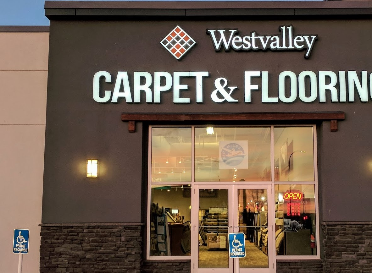 Westvalley  Carpet & Flooring - SOUTH - 5155 130 Ave SE #411, Calgary, AB T2Z 0N3