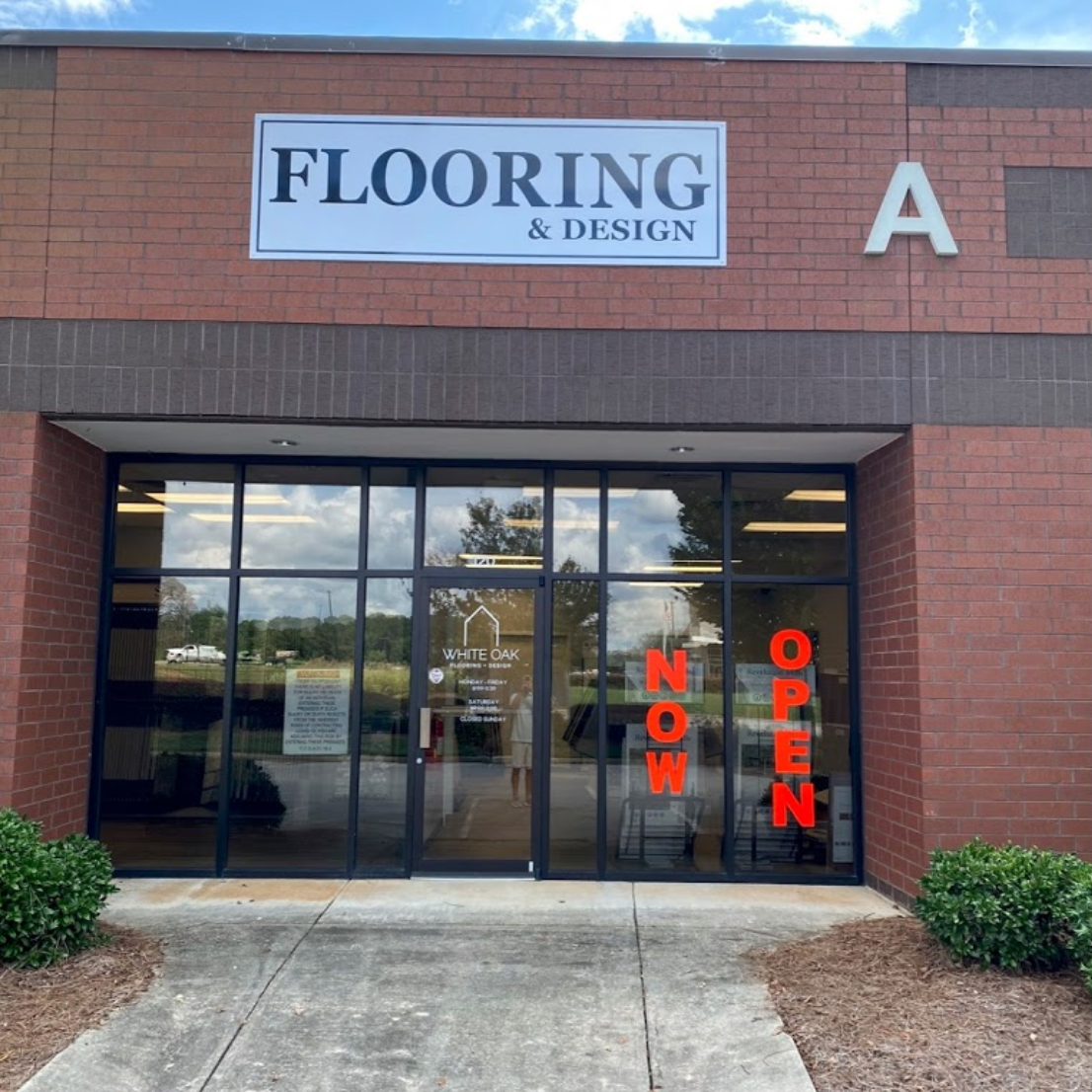 White Oak Flooring & Design, Inc - 11335 Lewis Braselton Blvd Building A, Braselton, GA 30517