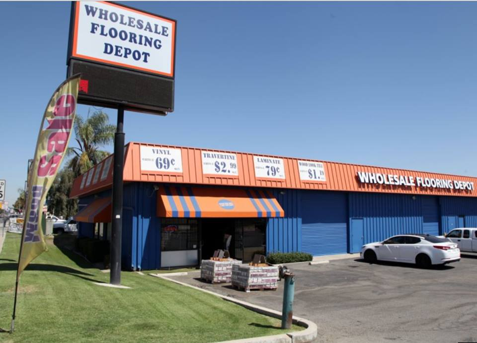 Wholesale Flooring Depot - 4850 Stine Rd, Bakersfield, CA 93313