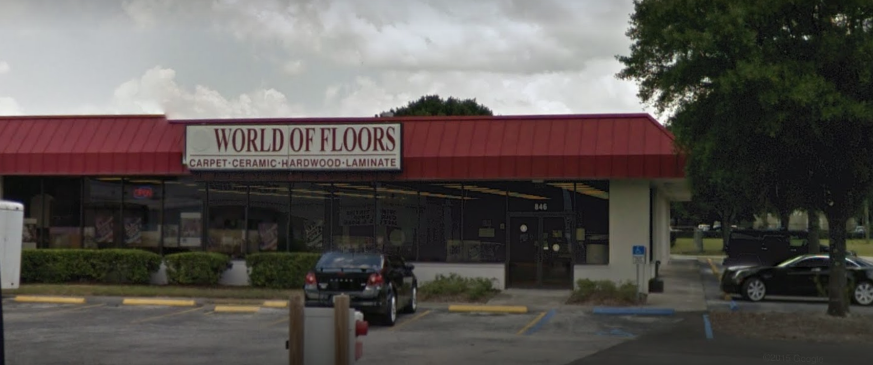 World Of Floors Florida - 846 E Brandon Blvd, Brandon, FL 33511