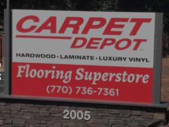 Carpet Depot - Georgia - 2005 Mc Gee Rd SW Snellville, GA 30078