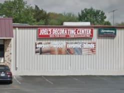 Joel's Decorating Center - 1900 Crockett Rd Palestine, TX 75801