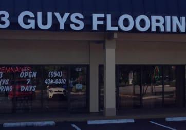 3 Guys Flooring - 5919 S University Dr, Davie, FL 33328