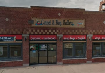 Carpet & Rug Gallery - 920 Vermont St, Quincy, IL 62301