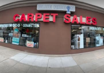 Blue Ribbon Carpet Sales, Inc. - 317 N Victory Blvd, Burbank, CA 91506