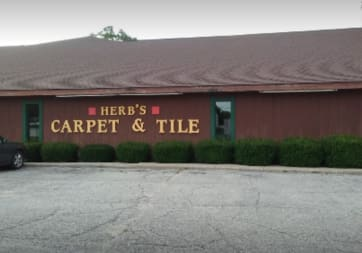 Herb's Carpet & Tile - 1223 W Main St, Fremont, MI 49412