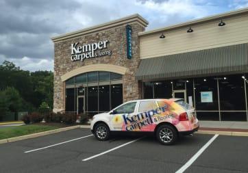 Kemper Carpet & Flooring - 7937 Stonewall Shops Square, Gainesville, VA 20155