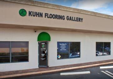 Kuhn Flooring Gallery - 12504 Wiles Rd, Coral Springs, FL 33076