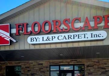 L & P Carpet Inc - 1409 N Carbon St, Marion, IL 62959