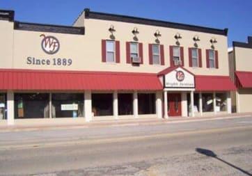 Wright's Furniture INC. - 113 N Main St, Dieterich, IL 62424