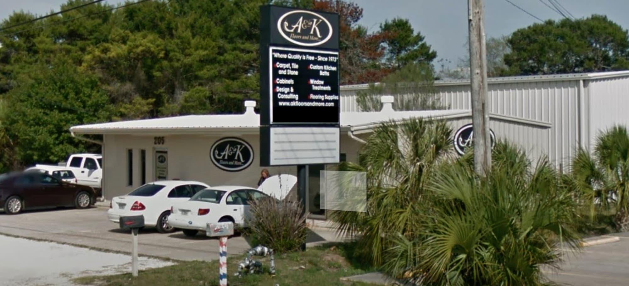 A & K Floors & More - 205 FL-79 Panama City, FL 32413