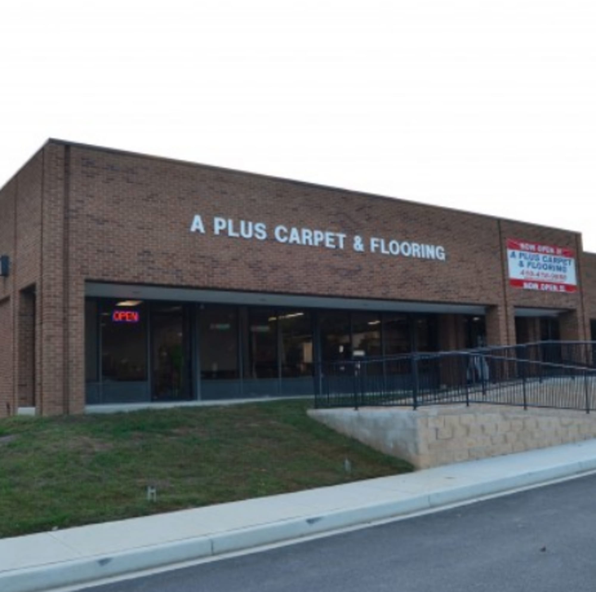 A Plus Carpet and Flooring - 9198 Red Branch Rd Columbia, MD 21045