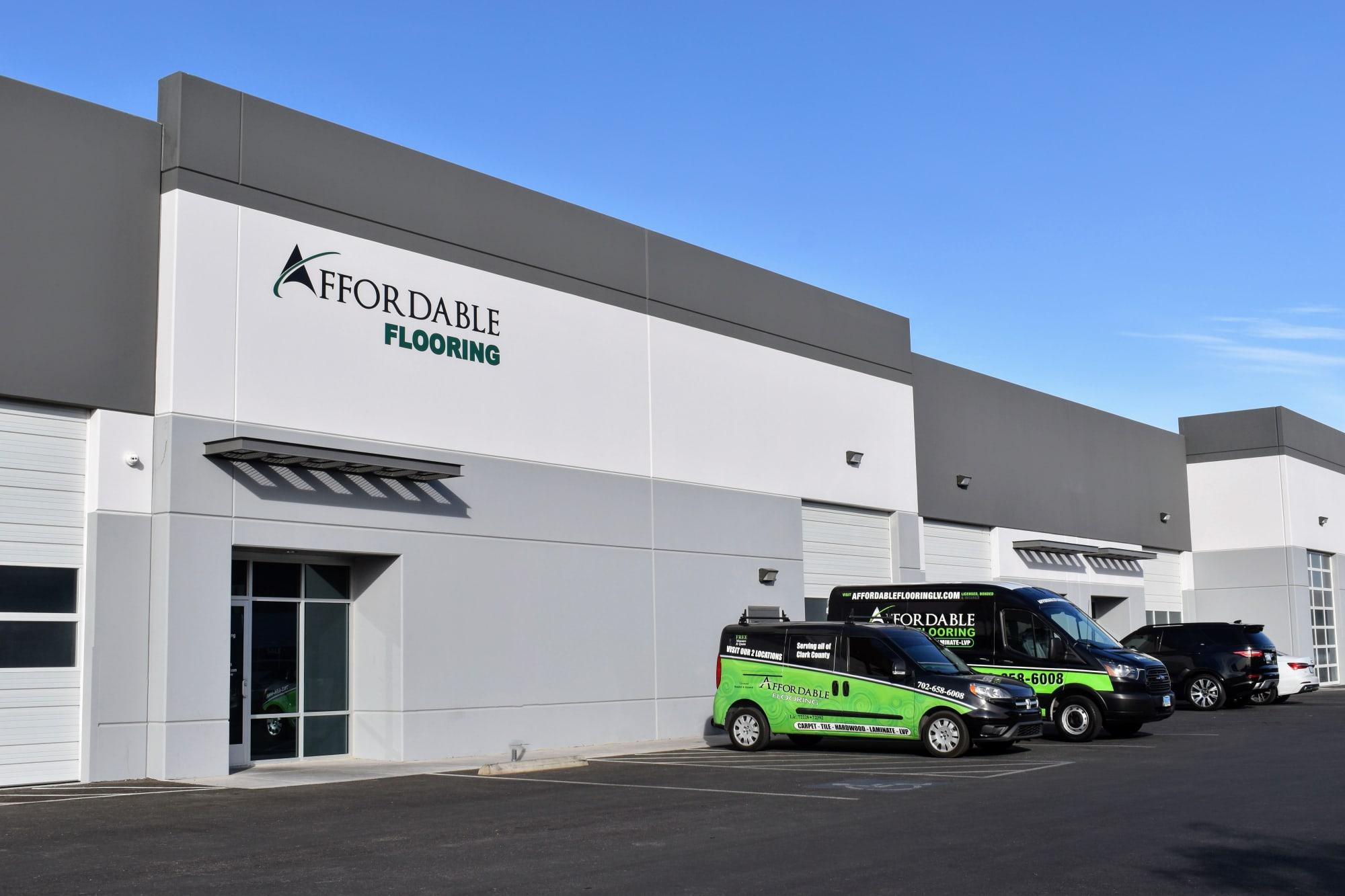 Affordable Flooring & More - 7165 S Buffalo Dr UNIT 115 Las Vegas, NV 89113