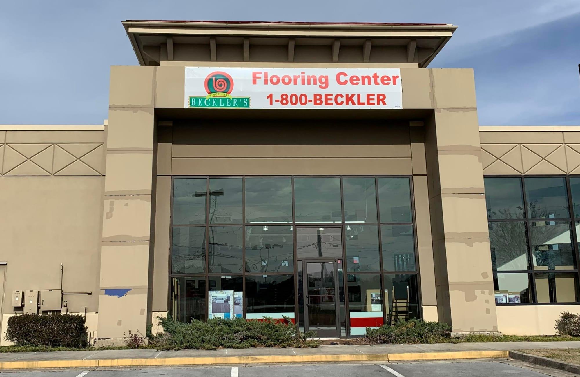 Beckler's Flooring Center - 3089 North Dug Gap Rd SW Dalton, GA 30720