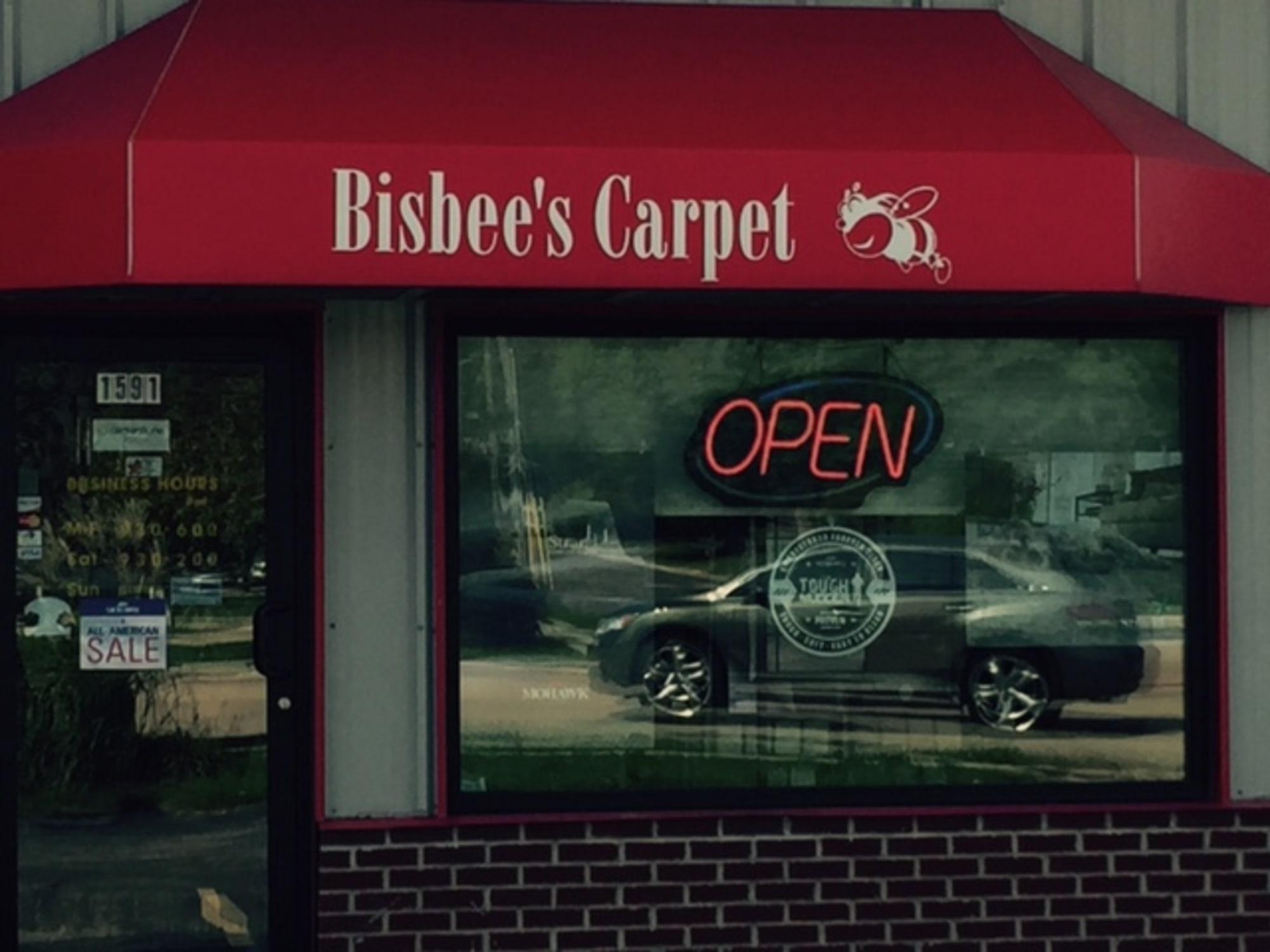 Bisbee's Flooring Center - 1591 W Main St Sun Prairie, WI 53590