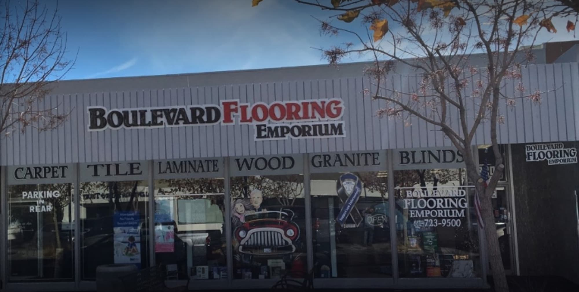 Boulevard Flooring Emporium - 820 W Lancaster Blvd Lancaster, CA 93534