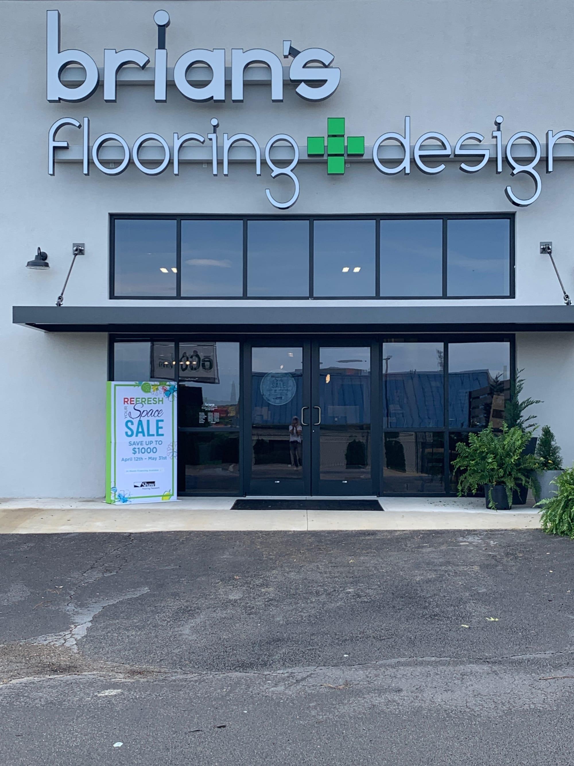 Brian's Flooring & Design - 4817 McAdory School Rd McCalla, AL 35111