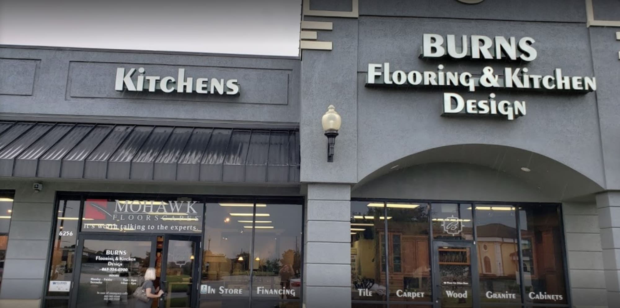 Burns Flooring & Design - 10 Spirit Lake Rd Winter Haven, FL 33880