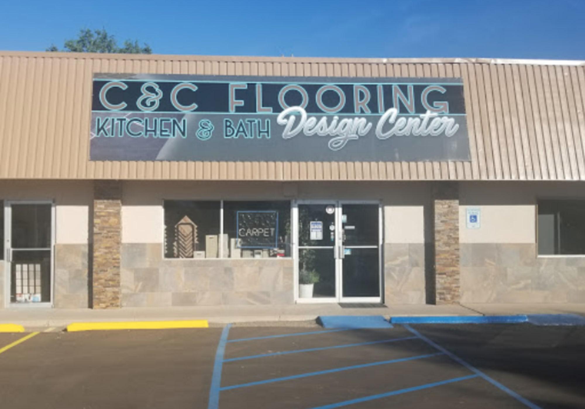 C&C Flooring and Design Center - 9311 4th St NW Albuquerque, NM 87114