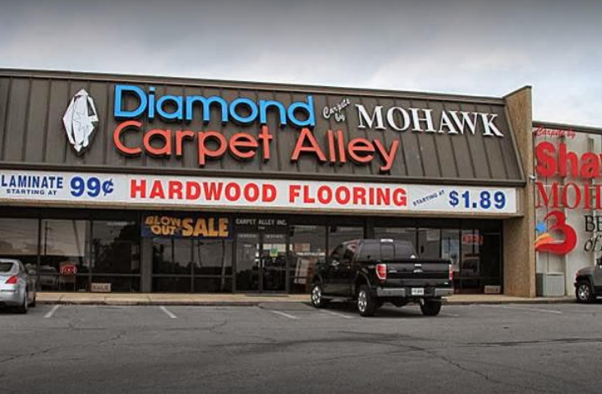 Carpet Alley Inc. - 3198 N Dug Gap Rd Dalton, GA 30720