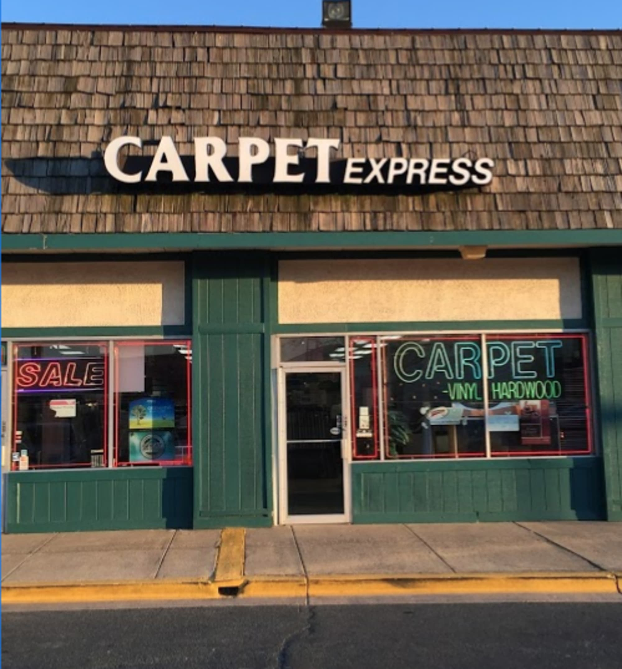 Carpet & Floor Express - 1488 Rockville Pike Suite E Rockville, MD 20852