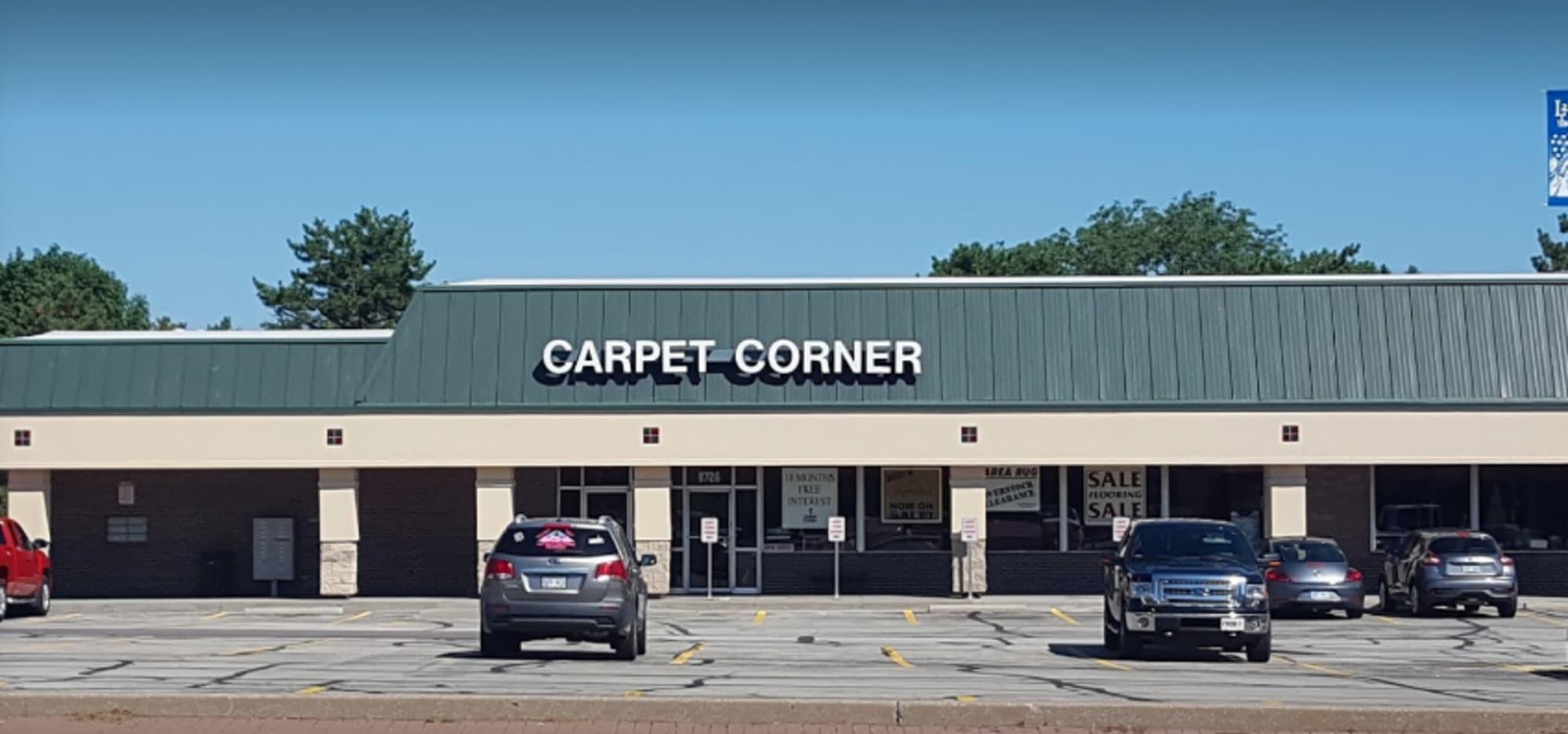 Carpet Corner - 8726 Santa Fe Dr Overland Park, KS 66212