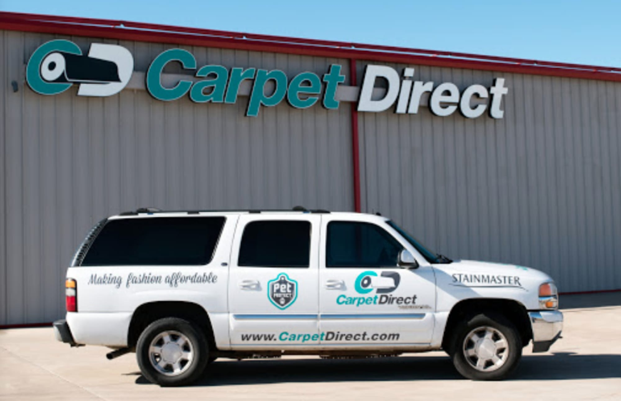 Carpet Direct - 10325 E 49th St Tulsa, OK 74146