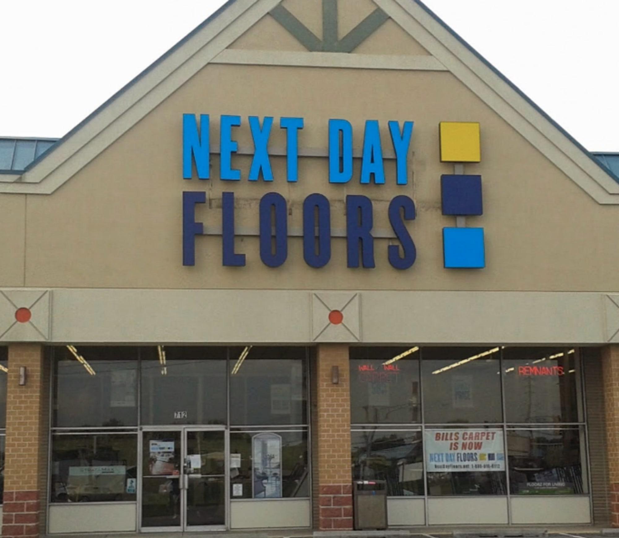 Next Day Floors - 712 Merritt Blvd Dundalk, MD 21222