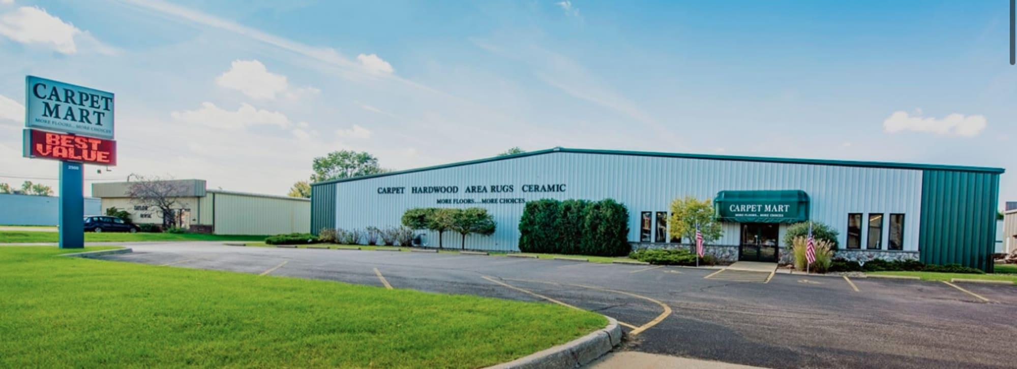 Carpet Mart - 2500 M-139 Benton Harbor, MI 49022