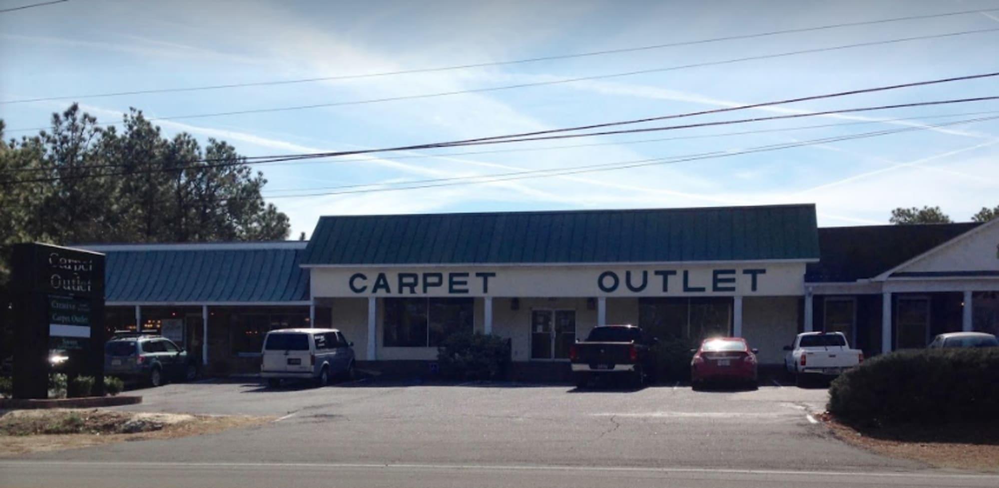 Carpet Outlet INC. - 1123 US-1 Lugoff, SC 29078