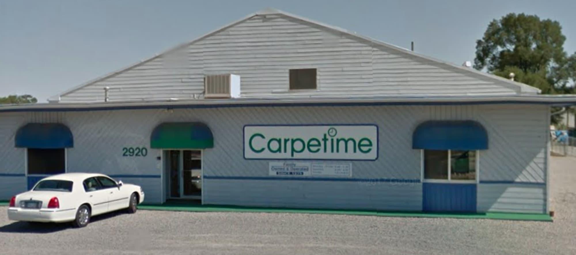 Carpetime - 2920 I-70BL Grand Junction, CO 81504