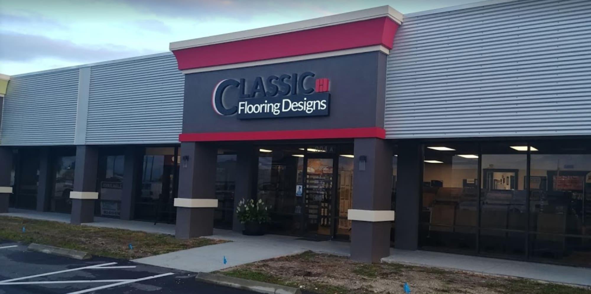 Classic Flooring Design - 904 Magnolia Ave Auburndale, FL 33823
