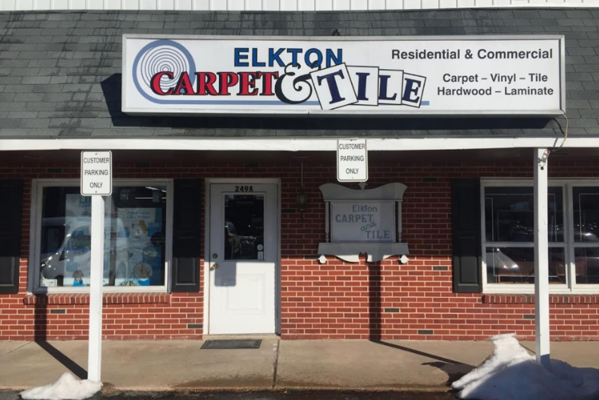 Elkton Carpet & Tile - 207 S Bridge St Elkton, MD 21921