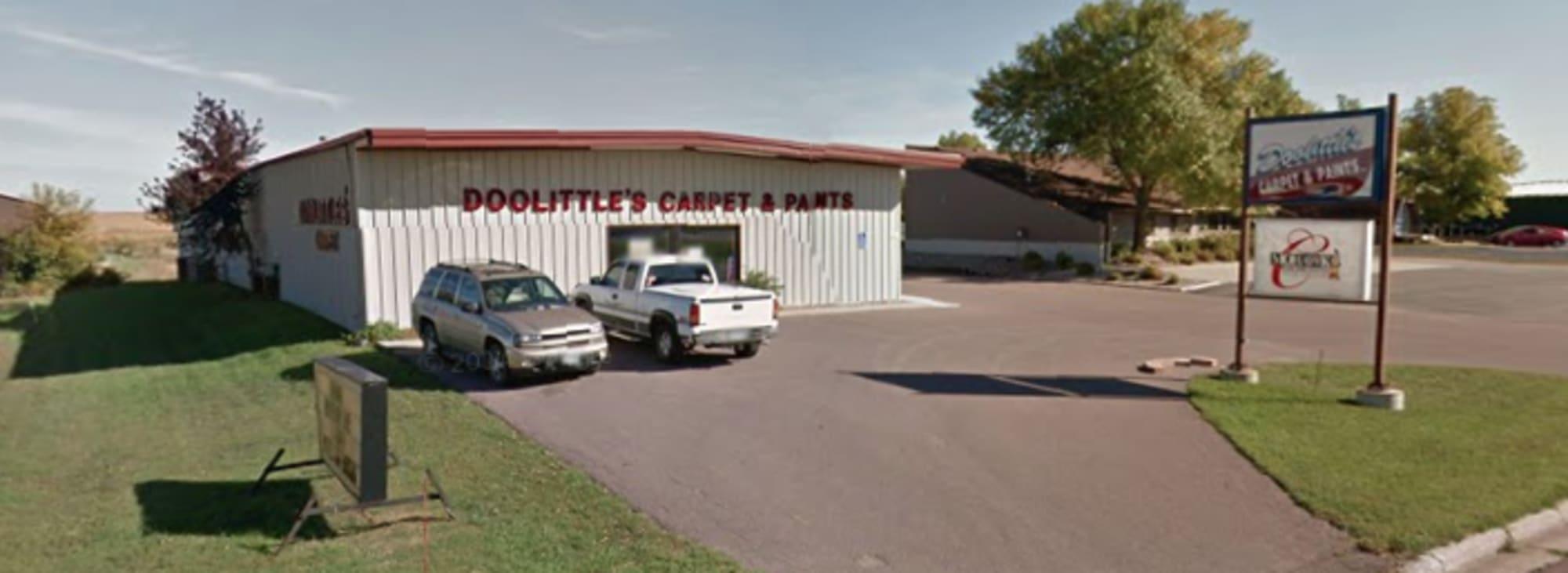 Doolittle's Carpet & Paints - 1225 MN-15 Fairmont, MN 56031