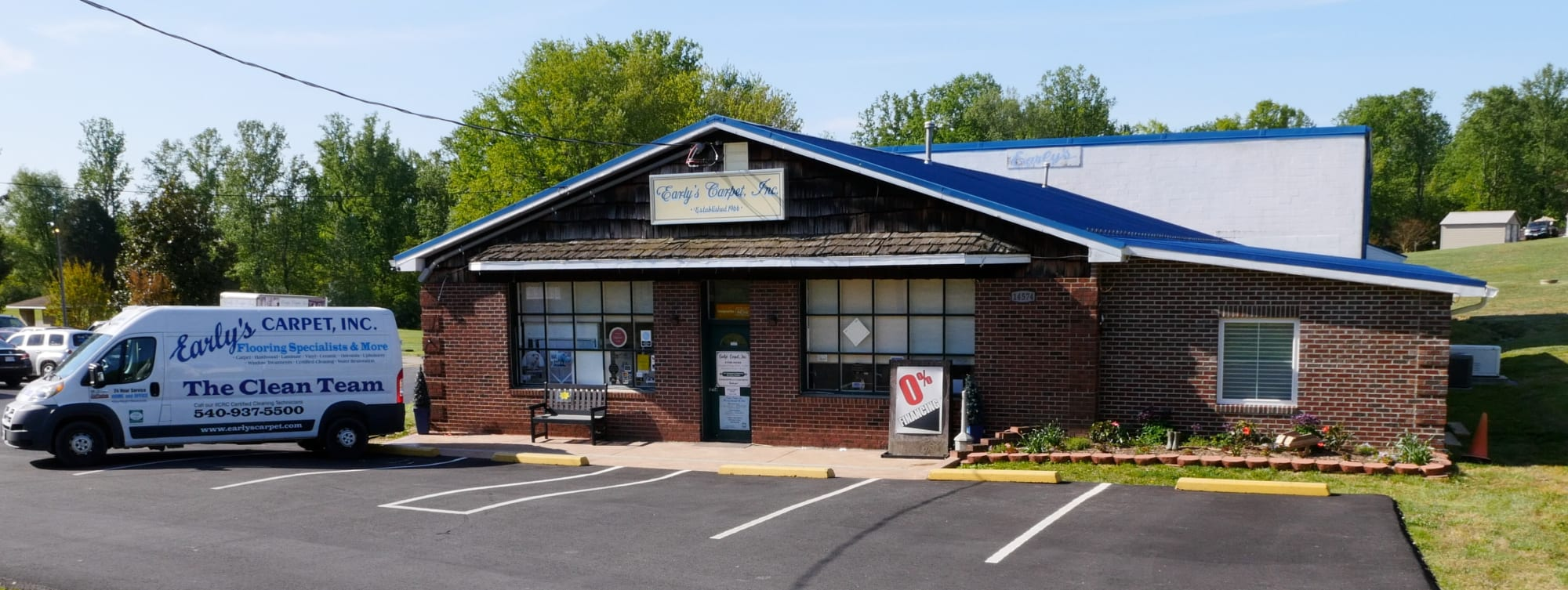 Early's Flooring Specialists & More - 14574 Lee Hwy Amissville, VA 20106