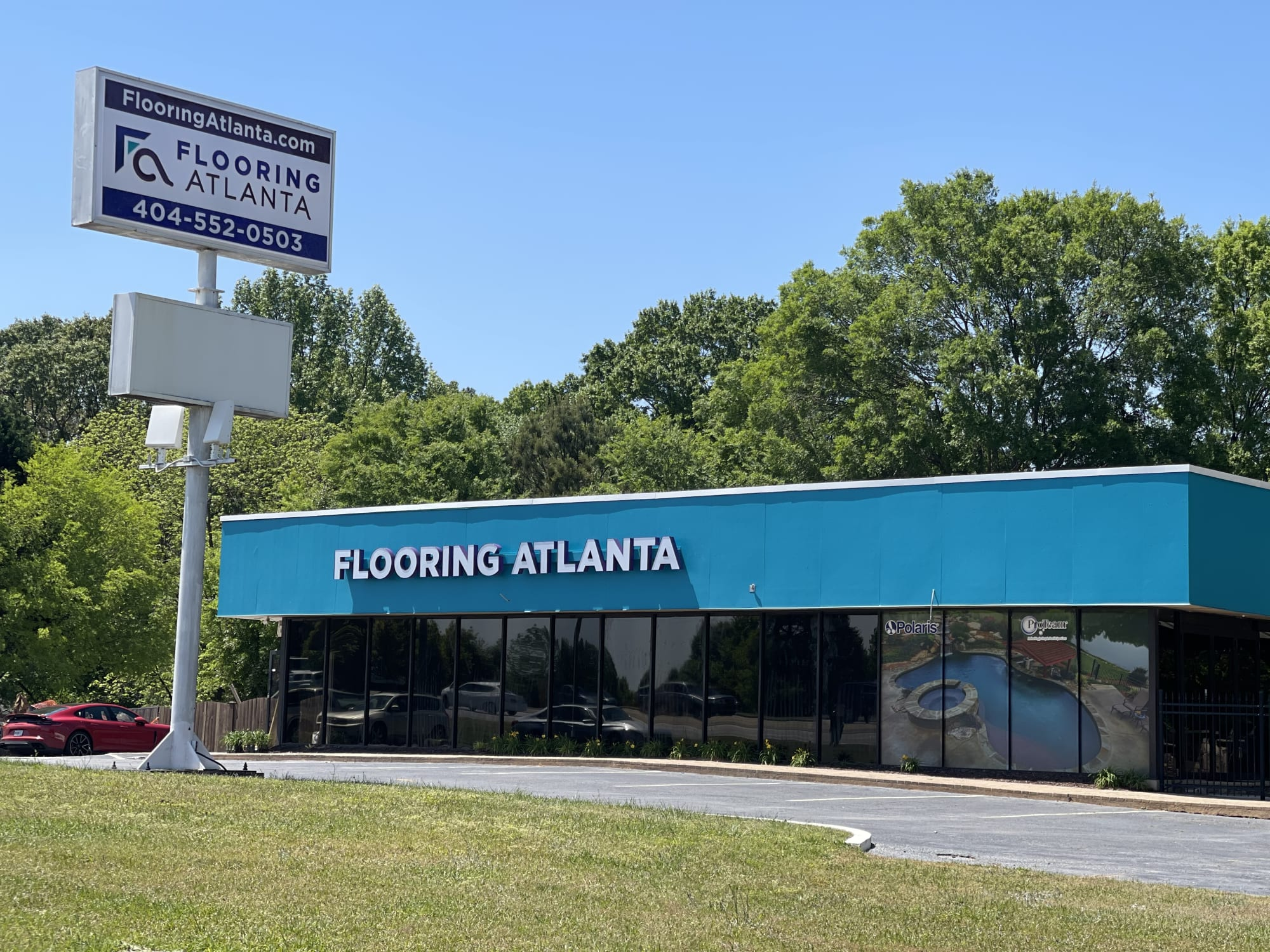 Flooring Atlanta (Brookhaven) - 6100 Peachtree Industrial Blvd Doraville, GA 30360