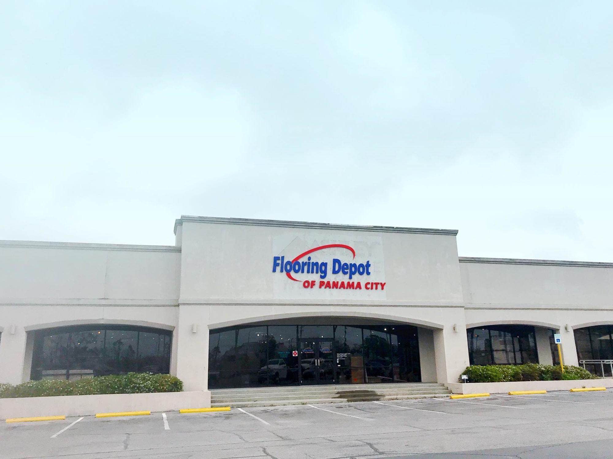 Flooring Depot of Panama City - 1310 15th St Panama City, FL 32405