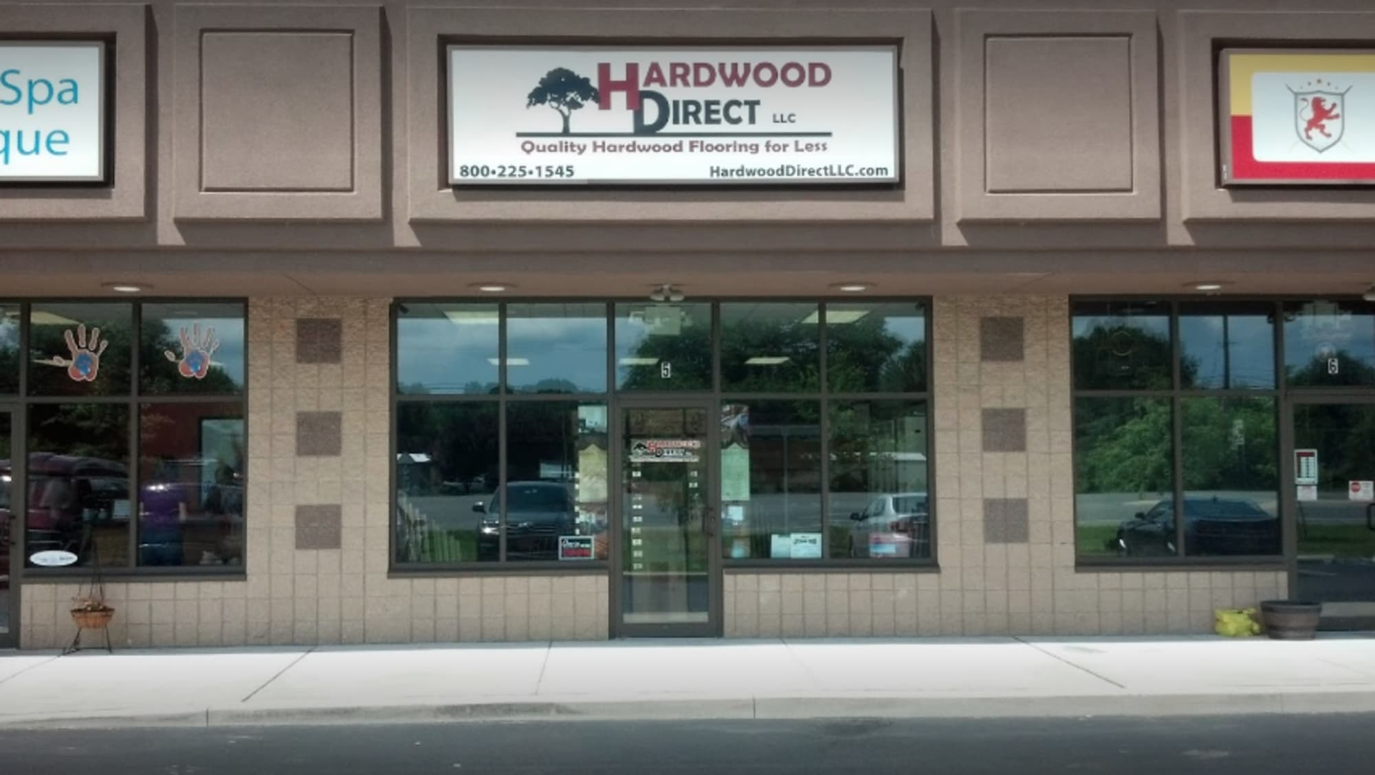 Hardwood Direct - 4390 Summit Bridge Rd Middletown, DE 19709