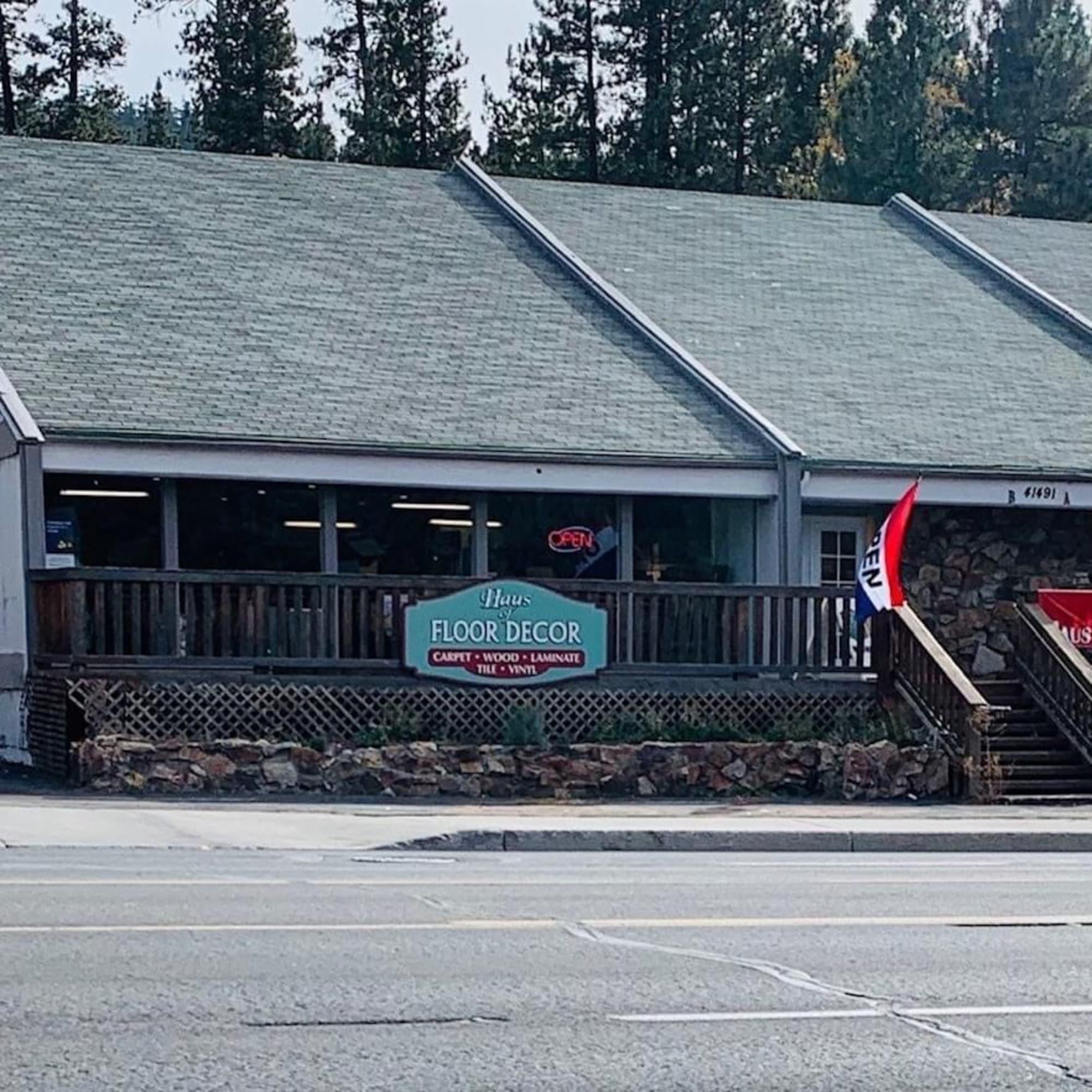 Haus Of Floor Decor - 41491 Big Bear Blvd Big Bear Lake, CA 92315