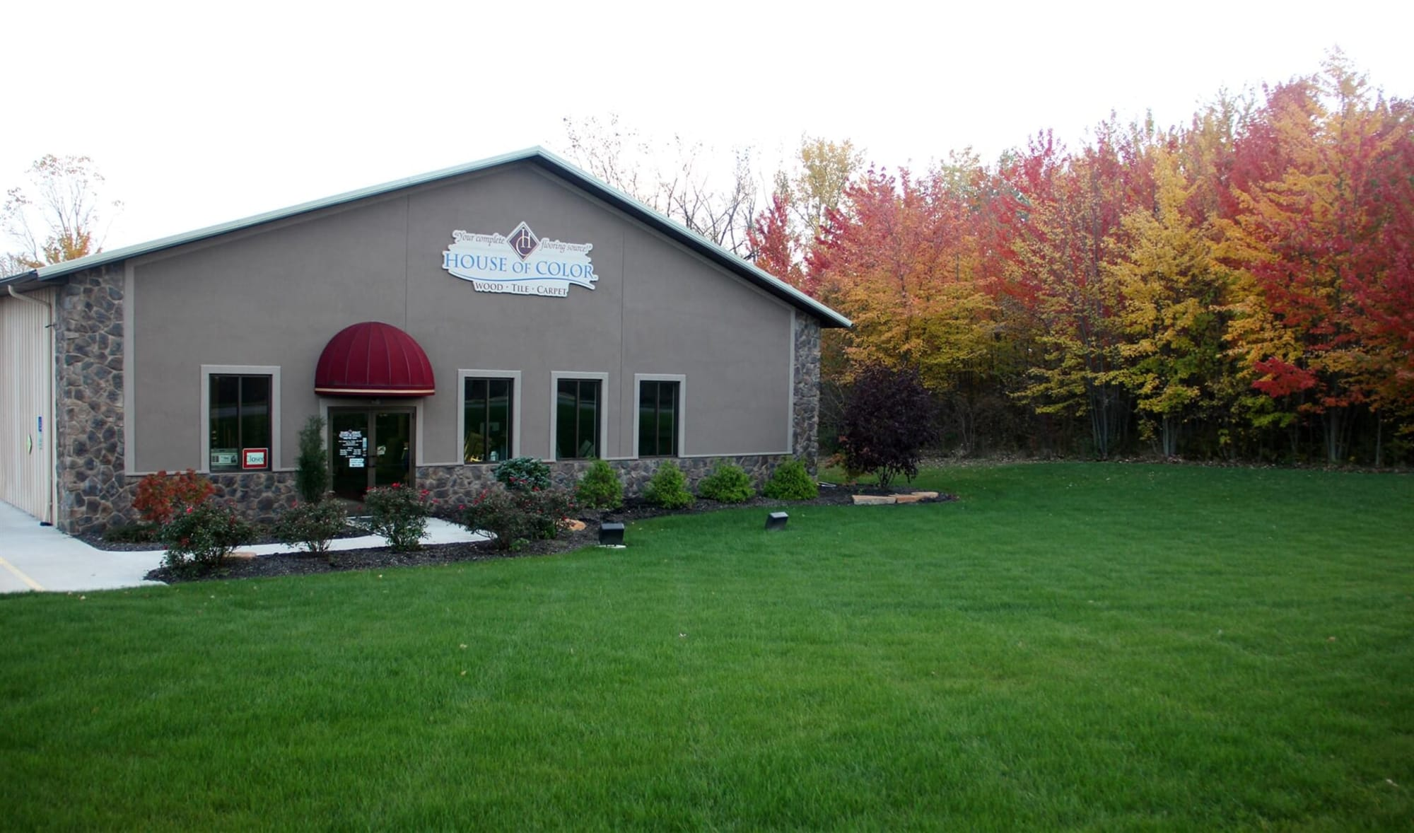 House of Color - 523 E Bigelow Ave Findlay, OH 45840