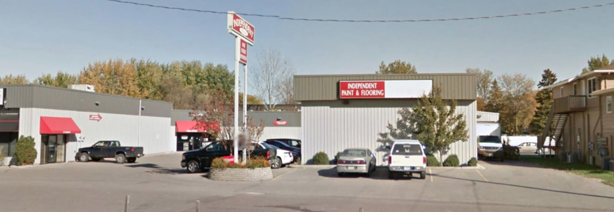 Independent Paint & Flooring - 219 S Victory Dr Mankato, MN 56001