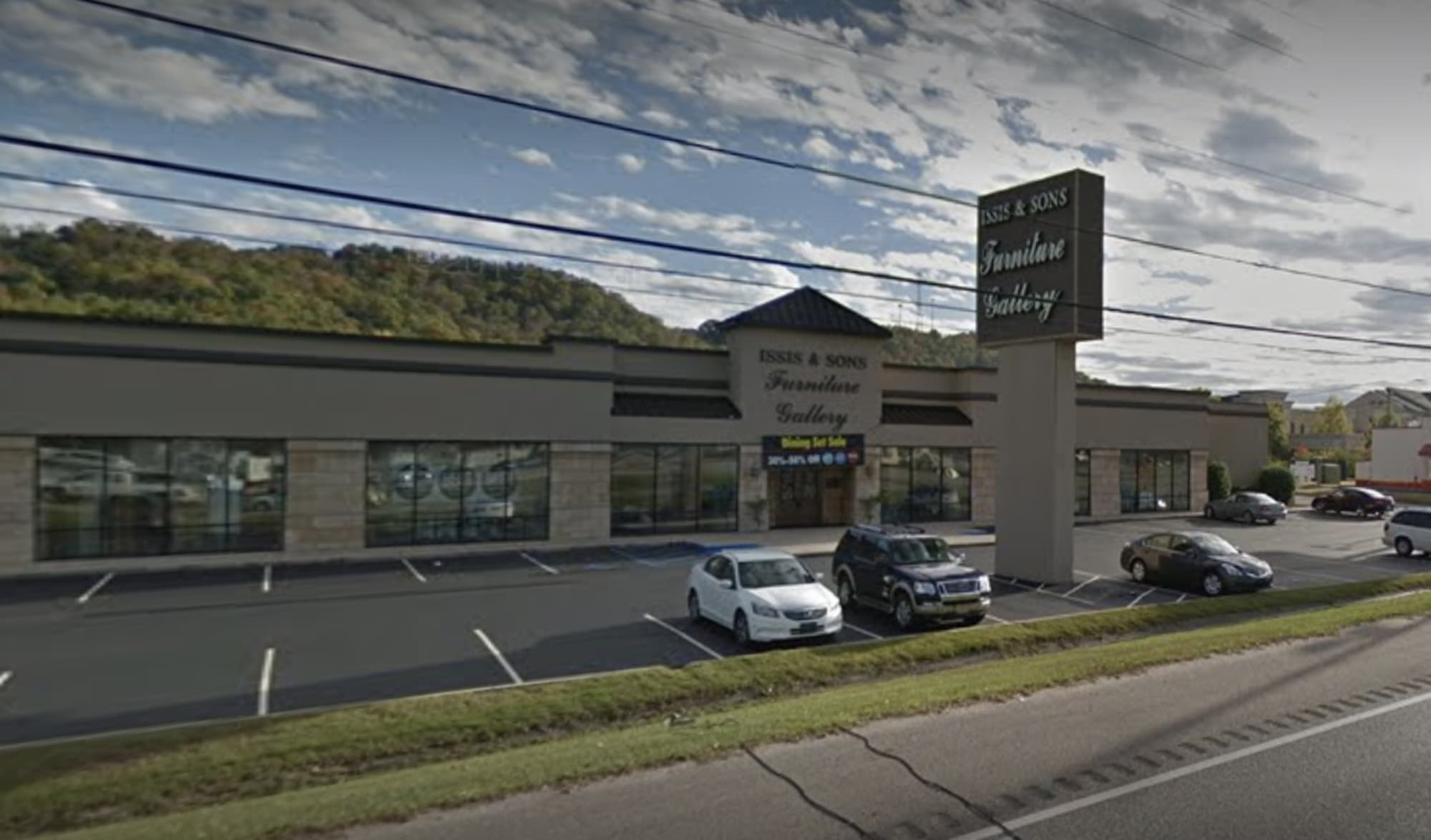 Issis And Sons - 250 Cahaba Valley Rd Pelham, AL 35124