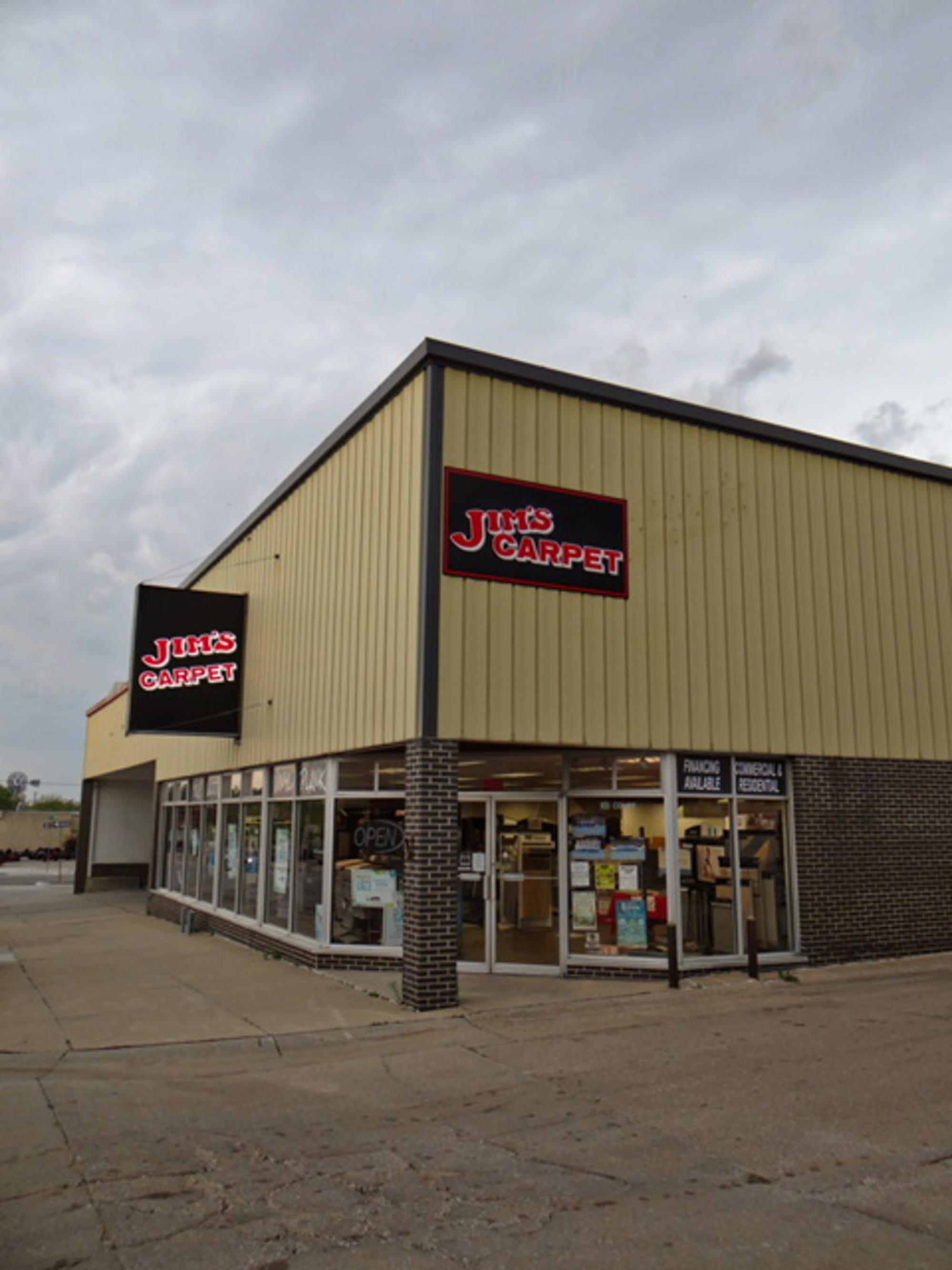 Jim's Carpet & Supplies, Inc. - 308 Court St Beatrice, NE 68310