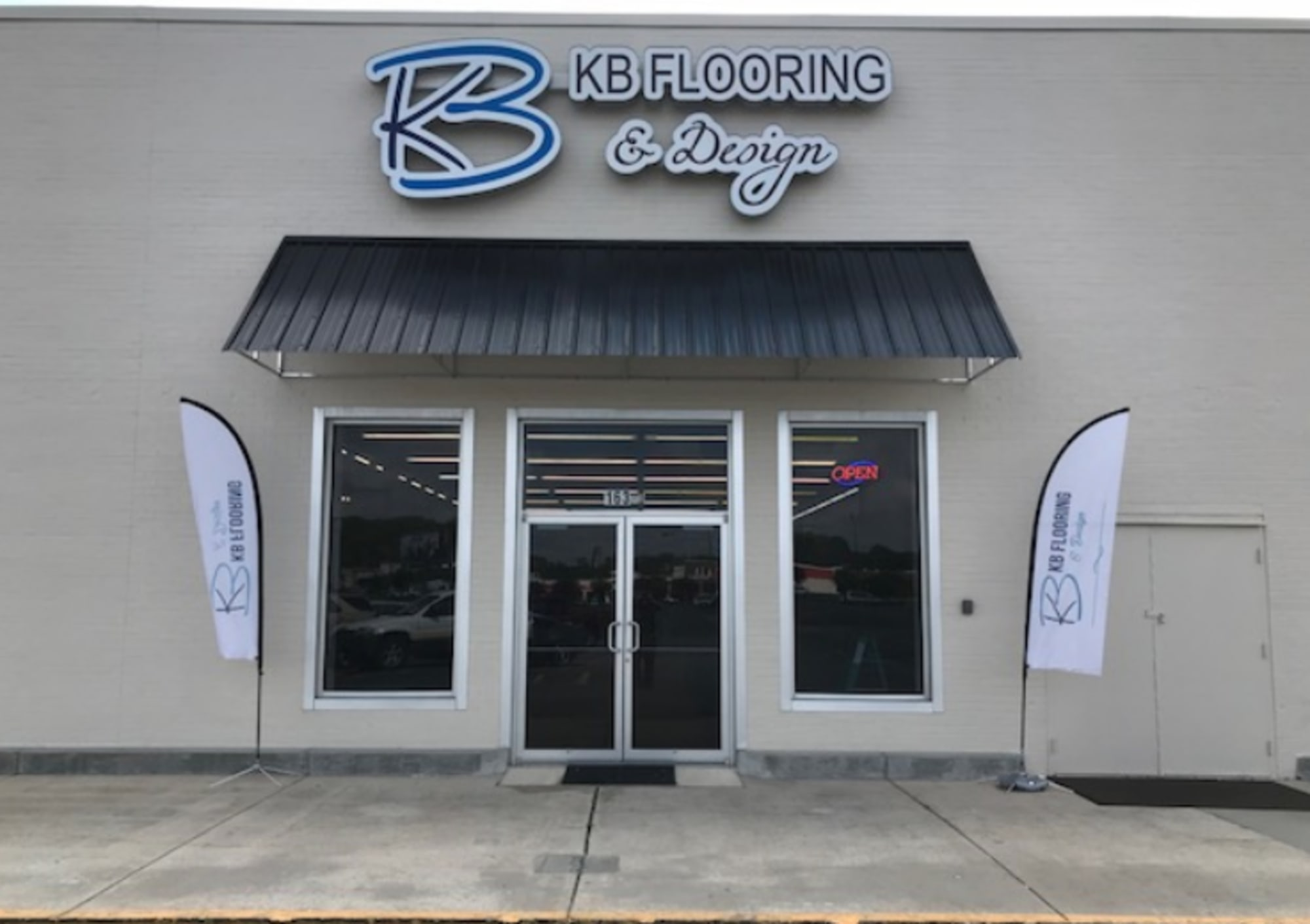 KB Flooring & Design - 163 S Virginia Ave Tifton, GA 31794