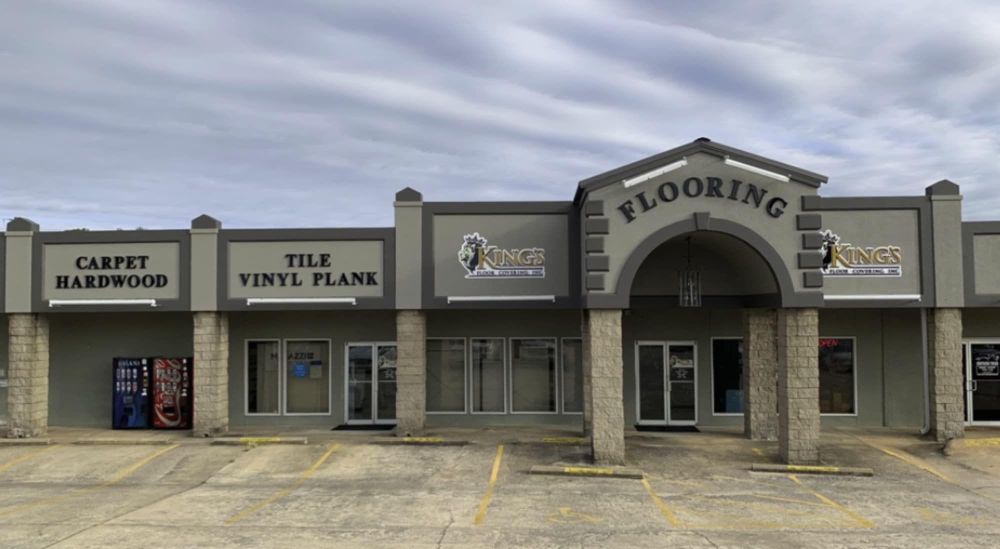 King's Floor Covering, Inc. - 622 W Sycamore St Fayetteville, AR 72703