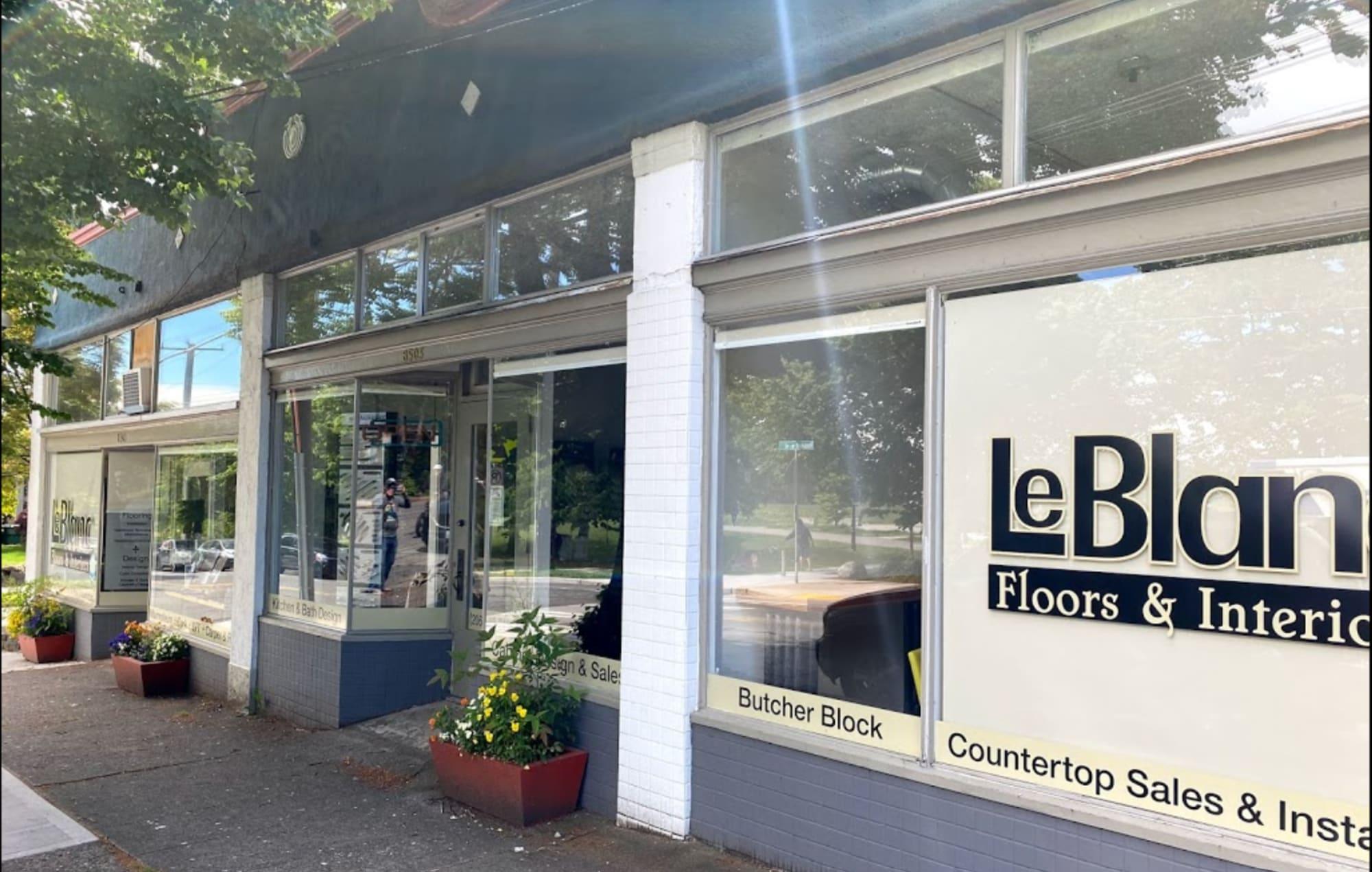 LeBlanc Floors & Interiors - 8501 Roosevelt Way NE Seattle, WA 98115
