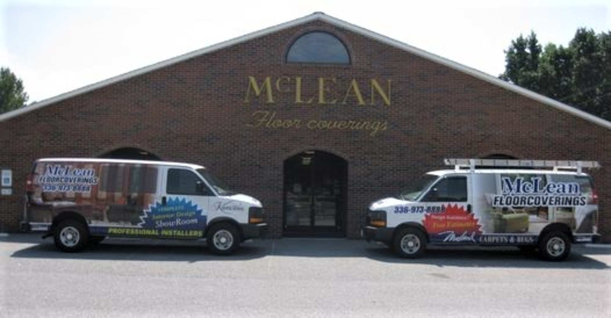 McLean Floorcoverings - 4391 US-421 Wilkesboro, NC 28697