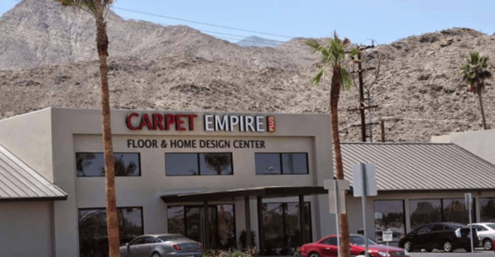Carpet Empire Plus - 68307 E Palm Canyon Dr Cathedral City, CA 92234
