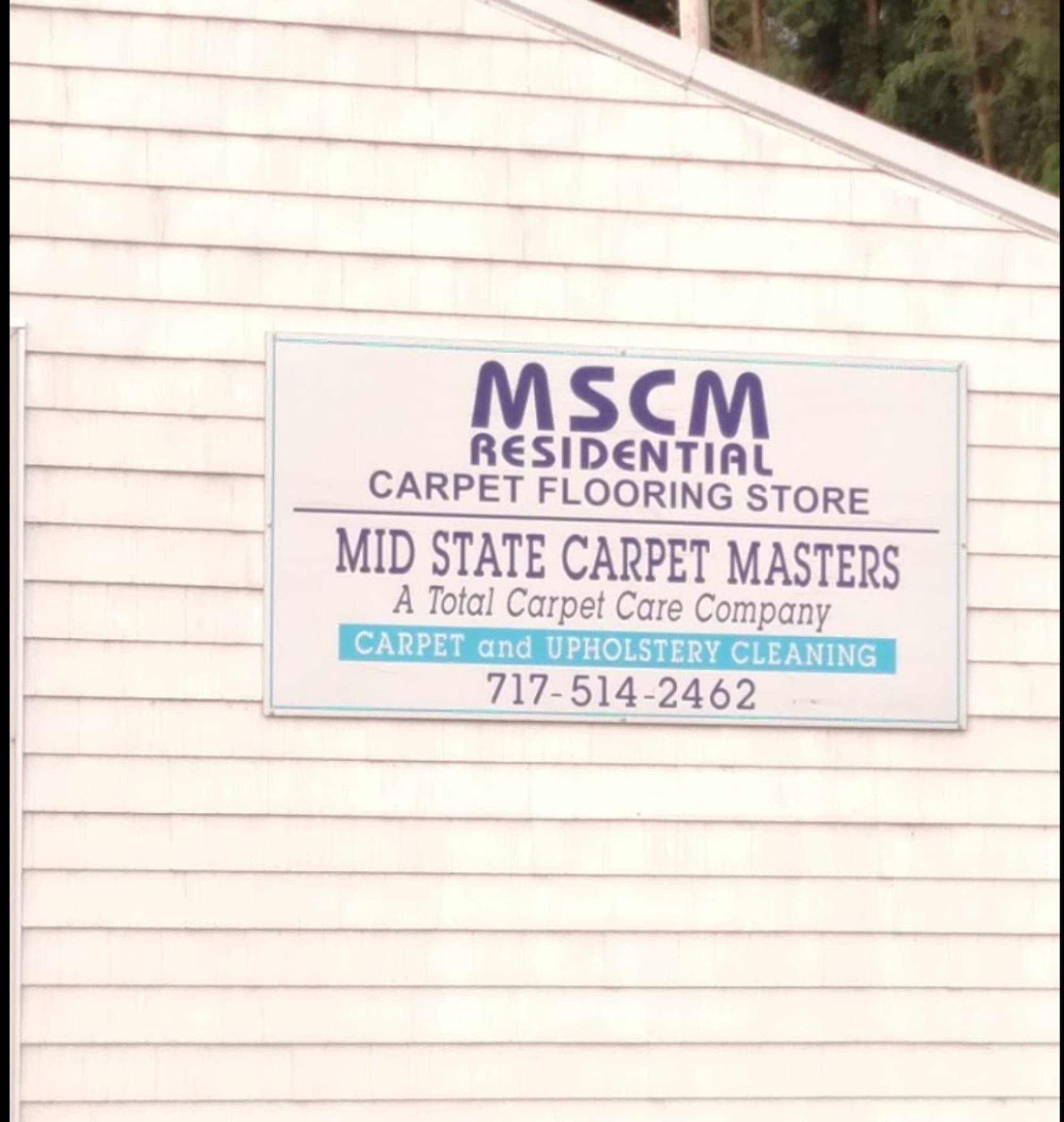 Mid State Carpet Masters - 528 Oak St Lemoyne, PA 17043